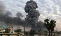 Ρουκέτες έπεσαν σε στρατιωτική βάση στη Βαγδάτη
