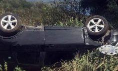 Πέλλα: Νεκρός οδηγός έπειτα από εκτροπή οχήματος σε χαράδρα