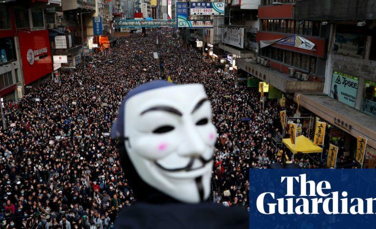Χονγκ Κονγκ: διαδηλώσεις για την Ημέρα των Ανθρωπίνων Δικαιωμάτων