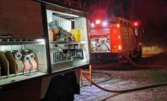Φωτιά σε μονοκατοικία στη Σταμάτα