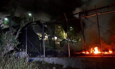 Καρά Τεπέ, Λέσβος: Σε κατάβαση πυρκαγιάς εντός Δομής ανασύρθηκε νεκρός