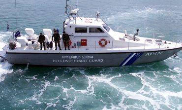 Διάσωση 137 αλλοδαπών στη θαλάσσια περιοχή της Λέσβου