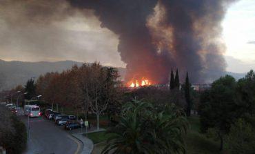 Ισπανία: Συναγερμός στην Καταλονία, φωτιά σε εργοστάσιο χημικών