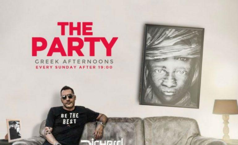 Zambri: Έρχεται το «The Party» για να αλλάξει τις Κυριακές σου!