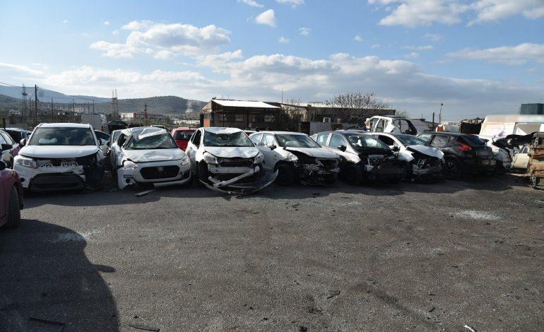 Ασπρόπυργος: Ένα όχημα στο Μαρούσι, οδήγησε στην αποκάλυψη