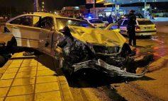 Θεσσαλονίκη: Περιπετειώδης καταδίωξη διακινητή μεταναστών - Προκλήθηκε σφοδρό τροχαίο με τραυματίες