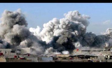 Συρία: Δεκαοχτώ νεκροί από αεροπορικές επιχειρήσεις