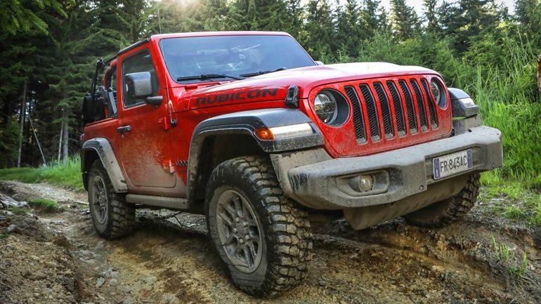 Συλλέκτης βραβείων το νέο Jeep Wrangler