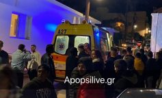 Ηράκλειο: Άγριο έγκλημα με έναν νεκρό και μία τραυματία