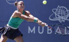 Δεν κατάφερε να κάνει την υπέρβαση στο Australian Open η Μαρία Σάκκαρη