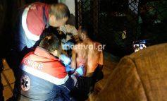 Θεσσαλονίκη: Σε Έλληνα επιτέθηκαν με μαχαίρια και ξύλα για 50 ευρώ. Το μαχαίρι χτύπησε το νεφρό του θύματος