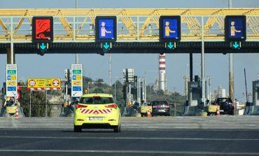 Νέες τιμές  διοδίων του αυτοκινητόδρομου Πατρών - Αθηνών