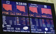 Βουτιά ο Dow Jones εν μέσω παγκόσμιας ανησυχίας για τον κοροναϊό