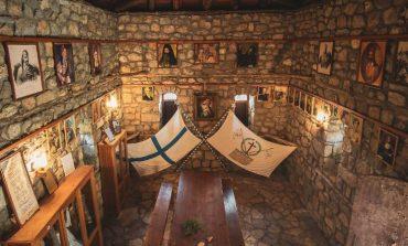 Το σπίτι που γεννήθηκε ο Κολοκοτρώνης