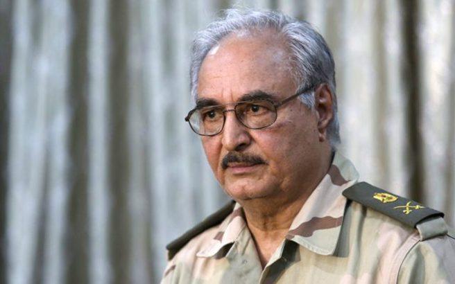 Ο Χάφταρ έφυγε από τη Μόσχα χωρίς να υπογράψει τη συμφωνία κατάπαυσης του πυρός