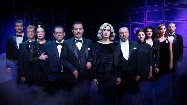 «Έγκλημα στο Orient Express» στο Θέατρο Δανδουλάκη