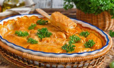 Η συνταγή της ημέρας: Λαχανοντολμάδες με κιμά κοτόπουλου