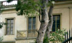Το υπέροχο, νεοκλαστικό σπίτι του ζωγράφου Γιάννη Τσαρούχη, στο Μαρούσι