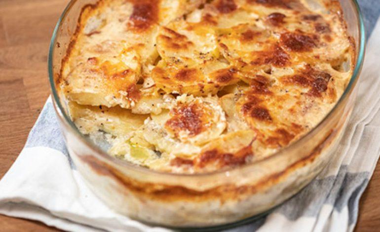 Η συνταγή της ημέρας: Πατάτες ογκρατέν από τον Τάσο Αντωνίου
