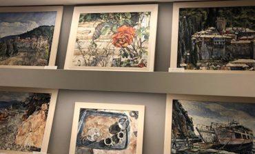 «Τα Πάντα Ρει»: Το γνωμικό του Ηράκλειτου παίρνει καλλιτεχνική μορφή και γίνεται έκθεση στην Κηφισιά. Αύριο 21/01 η τελευταία ημέρα