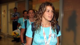 Ασημάκη: Ικανοποιήθηκε και επέστρεψε στην εθνική ομάδα