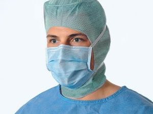 Χειρουργικές μάσκες: Μέτρια η προστασία τους απέναντι στους ιούς