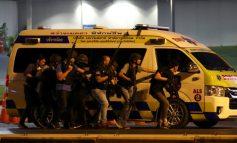 Νεκρός από τα πυρά της αστυνομίας ο δράστης στην Ταϊλάνδη