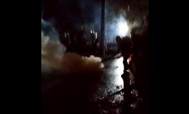 Επεισόδια στις Καστανιές του Έβρου – Μάχη της ΕΛΑΣ με τους μετανάστες