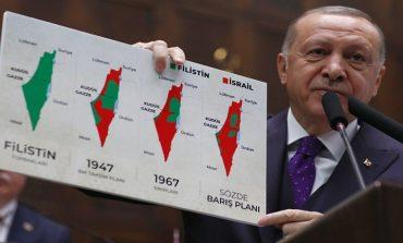 Ο Ερντογάν διακηρύττει ότι «δεν θα αφήσει την Ιερουσαλήμ στο Ισραήλ»