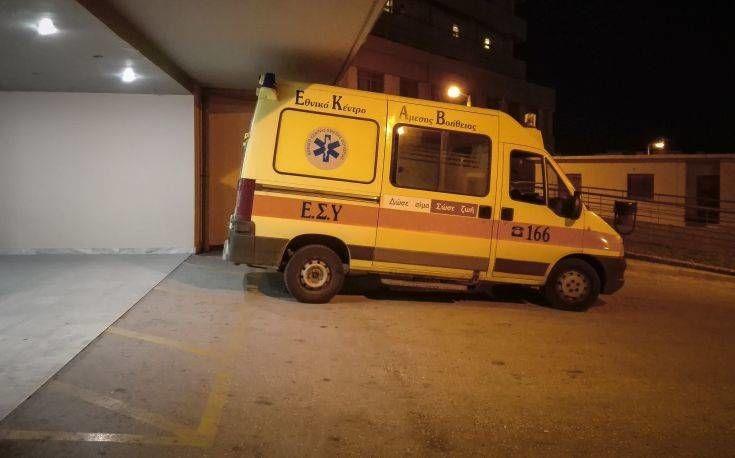 Αυτοκίνητο τραυμάτισε σοβαρά και εγκατέλειψε πεζό στη Θεσσαλονίκη