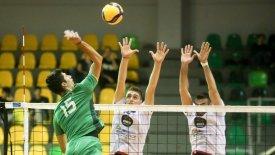 Φοίνικας - Παναθηναϊκός 3-1: Στο Final-4 οι Συριανοί!