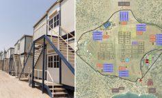 Μεταναστευτικό: Αυτοί είναι οι χώροι που επιτάσσονται για την κατασκευή κλειστών κέντρων