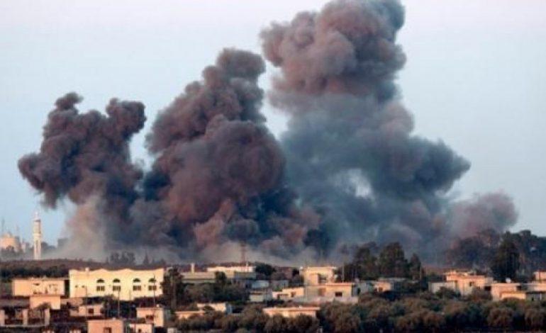 Μακελειό Τούρκων και Σύρων στο Ιντλίμπ