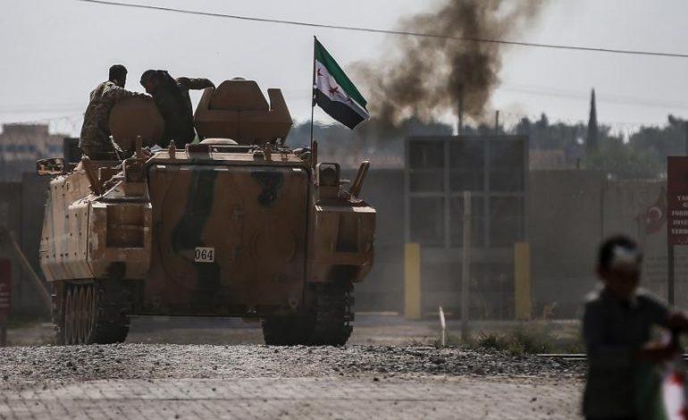 Απειλή ρωσοτουρκικής σύρραξης στη Συρία