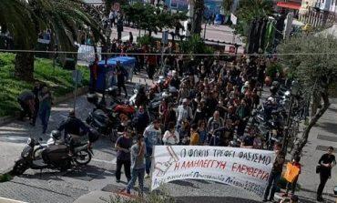 Επίθεση και απειλές σε καταστηματάρχες της Μυτιλήνης…εν μέσω κοροναιου