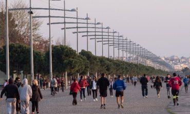 Κλείνει από το μεσημέρι της Τρίτης η Νέα Παραλία Θεσσαλονίκης