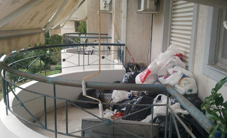 ΔΗΜΟΣ ΚΗΦΙΣΙΑΣ vs COVID-19.  Το παράπονο του Γ. Π. για την καθαριότητα του Δήμου Κηφισιάς.