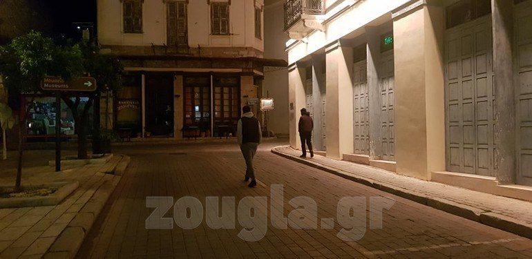 Άμφισσα: Νυχτερινές περίπολοι πολιτών για προστασία από τις κλοπές