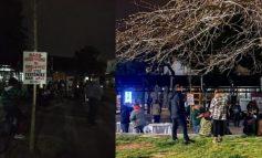 Βριλήσσια: Αγνόησαν την απαγόρευση και έκαναν συναυλία συμπαράστασης στους μετανάστες