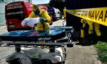 Ισπανία: 849 νεκροί από κορωνοϊό το τελευταίο 24ωρο