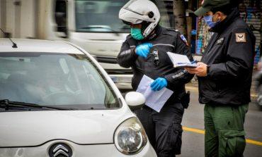 Απαγόρευση κυκλοφορίας: 1.631 πρόστιμα σε ένα 24ωρο στην χώρα