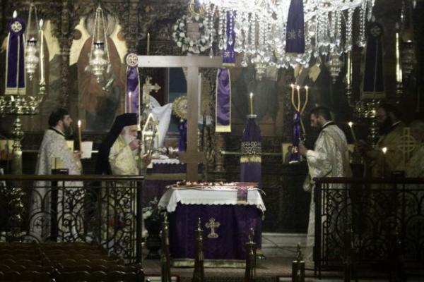 Εκκλησίες : Πότε θα επιτραπεί η παρουσία πιστών στις λειτουργίες