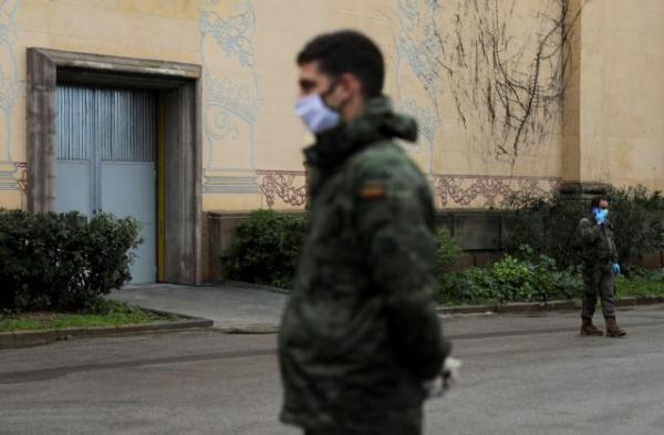Κοροναϊός: Έκκληση της Καταλονίας για βοήθεια από τον ισπανικό στρατό
