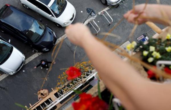 Κοροναϊός – Ιταλία: «Καλάθια αλληλεγγύης» για όσους έχουν ανάγκη