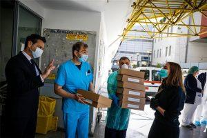 Κορωνοϊός: 16χρονη δώρισε 300 μάσκες στο νοσοκομείο «Ευαγγελισμός»