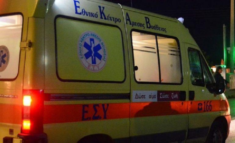 Κοριτσάκι οχτώ ετών μεταφέρθηκε στο Παίδων με σφαίρα στο πόδι