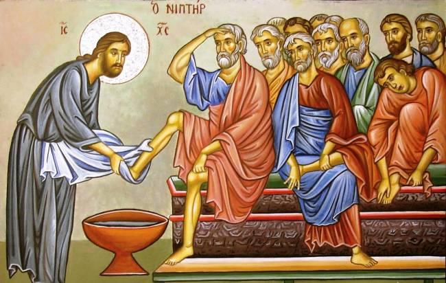 Μεγάλη Τετάρτη: Η αμαρτωλή που μετανόησε – Το Ιερό Ευχέλαιο και η τελετή του Νιπτήρος