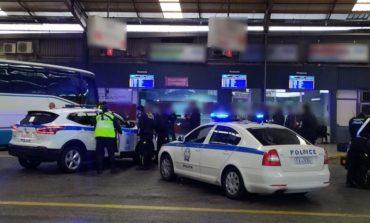Βεβαιώθηκαν 17 παραβάσεις σε αλλοδαπούς για άσκοπη μετακίνηση στον Σταθμό Κηφισού