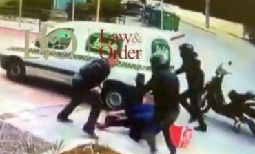 Βίντεο-ντοκουμέντο: Κακοποιοί χτυπούν ζευγάρι και αρπάζουν τσάντα με λεφτά!