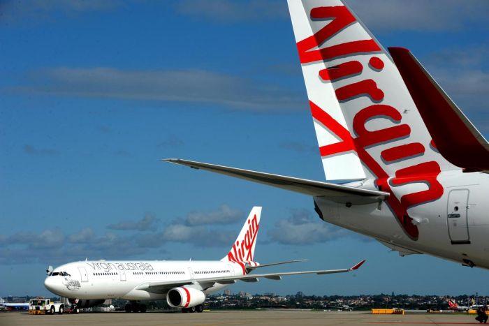 Η Virgin Australia κηρύσσει στάση πληρωμών